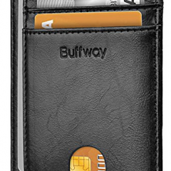 Buffway Minimalist Wallet Review