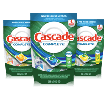 Cascade Complete Pacs