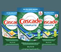 Cascade Complete Pacs