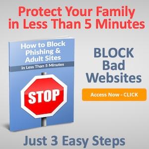 Block Bad Websites - CLICK