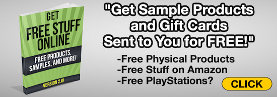 Get Free Stuff Sent to You - CLICK